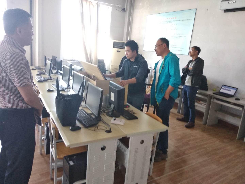 齐齐哈尔司法局法考机考考场测试